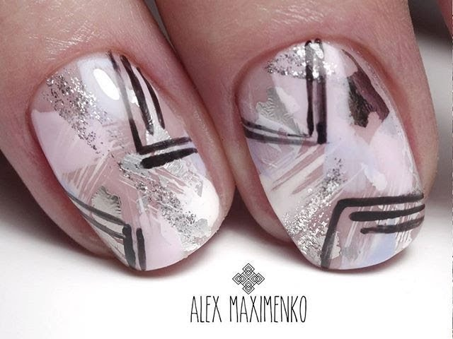 Modern and Amazing ideas for manicure✔Nail Art Tutorial✔NEW NAIL ART COMPILATION
