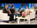 """Mark Wahlberg and Will Ferrell's Teenage Kids Are """"In Communication"""""""