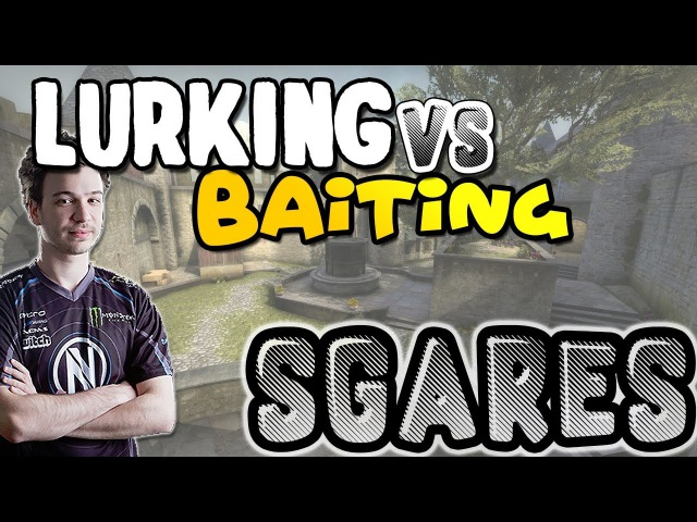 Lurking VS Baiting How to Lurk like the Pros