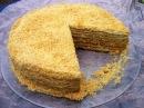 Торт медовик Рыжик со сметанным кремом Пошаговый рецепт