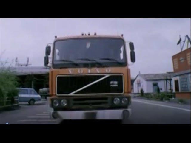 Совтрансавто. Автотранзит через СССР 1988