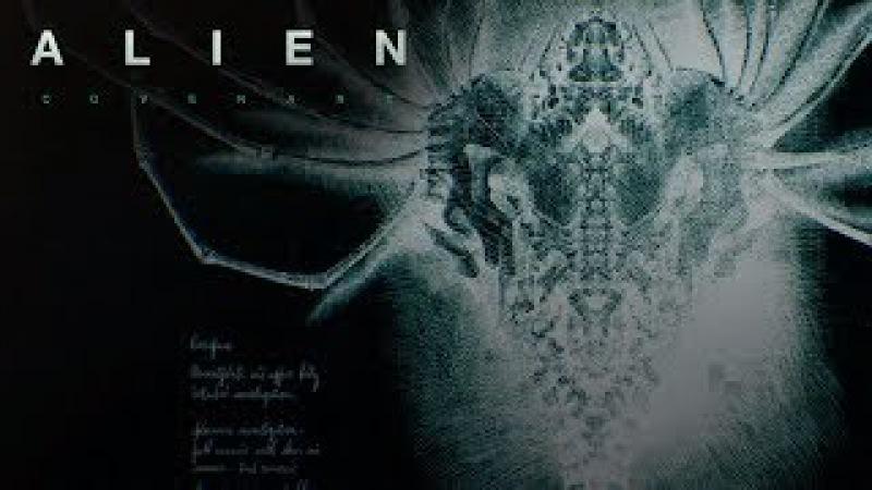 Alien: Covenant   The Secrets of David's Lab: Flora And Fauna   20th Century FOX