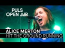 Alice Merton Hit The Ground Running live beim PULS Open Air 2017