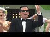 FALCO - Das Musical Hit-Medley - ZDF Fernsehgarten 07.05.2017