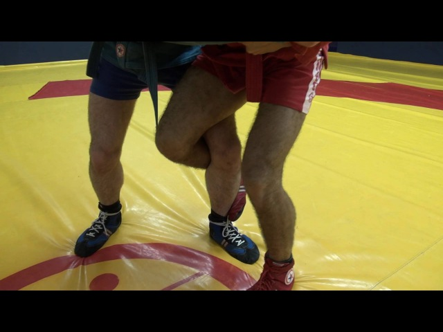 HOW TO DO A BACK OVERTHROW? - Sambo skills - TUTO SAMBO 9