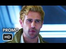DC's LEGENDS OF TOMORROW 3x10 Daddy Darhkest Promo 2 HD Caity Lotz Brandon Routh