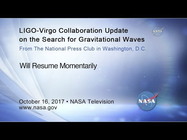 LIGO-Virgo Collaboration Update on the Search for Gravitational Waves