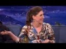Mayim Bialik's PHD Comes In Handy On The Big Bang Theory - CONAN on TBS