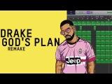 Making a Beat Drake God's Plan (Remake)
