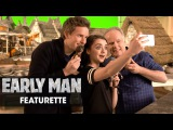 Early Man (2018) Featurette Eddie Redmayne and Maisie Williams Grand Day Out