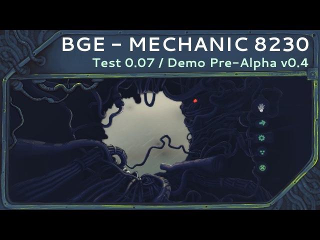 Mechanic 8230 (Тест 0.07) - Демо Пре-Альфа версия 0.4