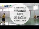 Обзор матча - STECHKIN 17:8 29 Sektor - 18 тур Вышка ЛЛФ