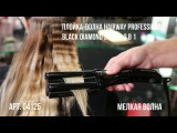Новинка от Hairway professional плойка Black Diamond 3в1 арт.04125