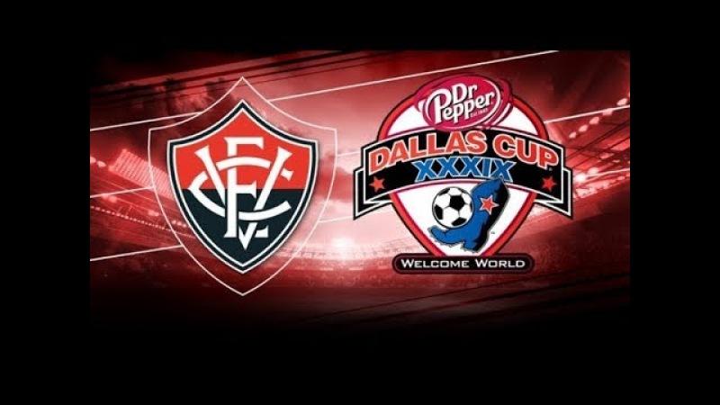 Vitória voltará a disputar o torneio Dallas Cup nos Estados Unidos