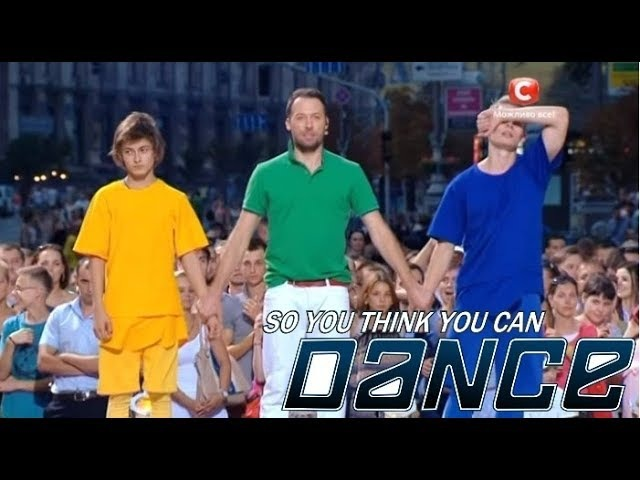 Танцевальный батл. Танцоры сражаются, будто в последний раз - Танцуют все!