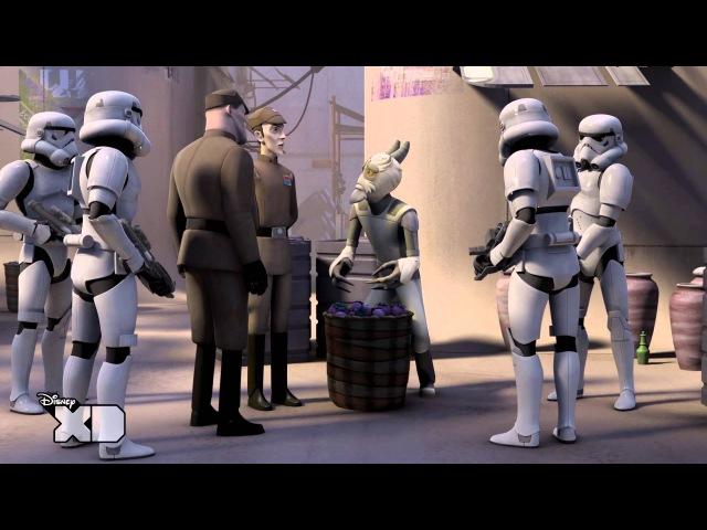 Star Wars Rebels - Premières minutes : Episode 1