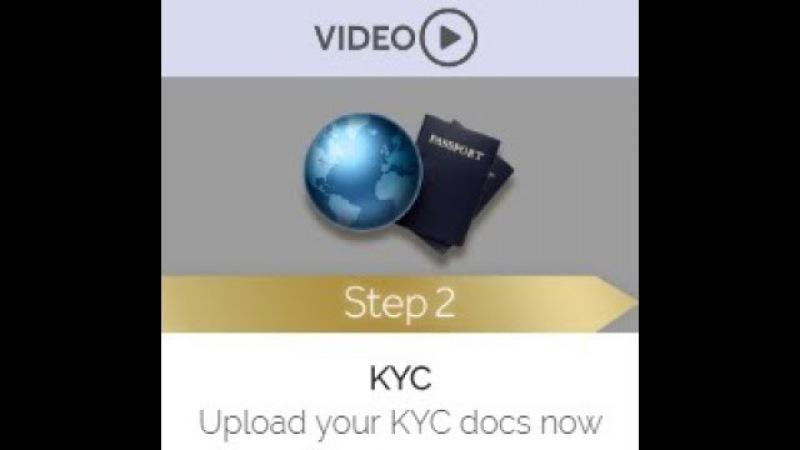 Karatbars Step 2 KYC