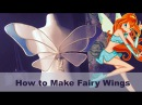How to Make Fairy Wings Winx