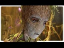 Guardians of the Galaxy Vol. 2 Teen Groot Extended Post Credit Scene (2017)
