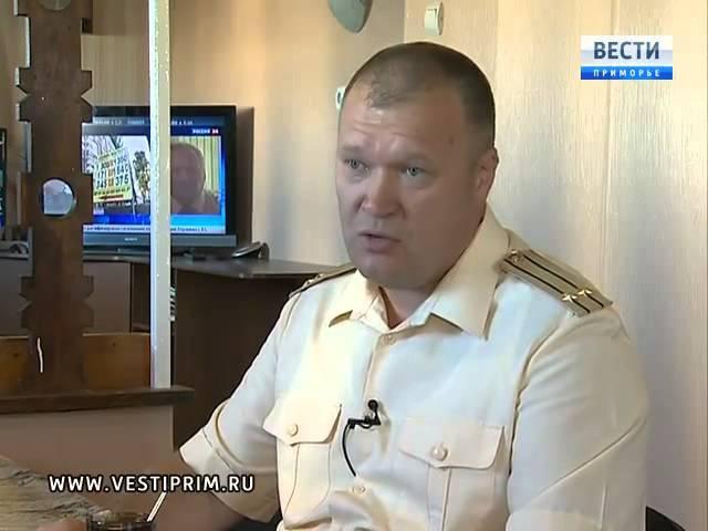 Пограничный корабль обеспечения «Вячеслав Денисов» вышел в последний рейс навигации этого сезона