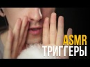 ASMR triggers before bed [ close up whispering, rustling, brushing, shoo-shoo ] 82