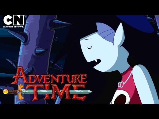 Adventure Time | Marceline Sings Slow Dance With You | Cartoon Network