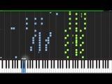 Believer - Imagine Dragons Piano Tutorial (Synthesia) Akmigone