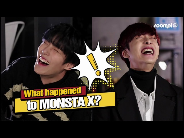 What Happened to MONSTA X! Hilarious Behind-the-Scenes Outtake! | Soompi Awards