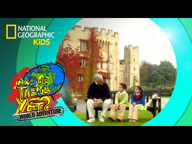 England - Garden Maze | Are We There Yet?