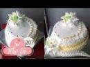 Cách Làm Bánh Kem Đơn Giản Đẹp ( 207 ) Cake Icing Tutorials Buttercream ( 207 )