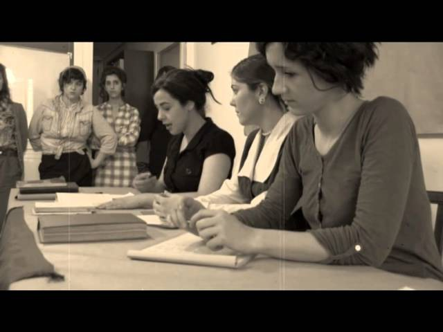 Indomables, una historia de Mujeres Libres / Indomáveis, uma história de Mulheres Livres (pt/it)