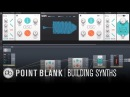 Reaktor 6 Tutorial Creating Subtractive and FM Synths in Blocks