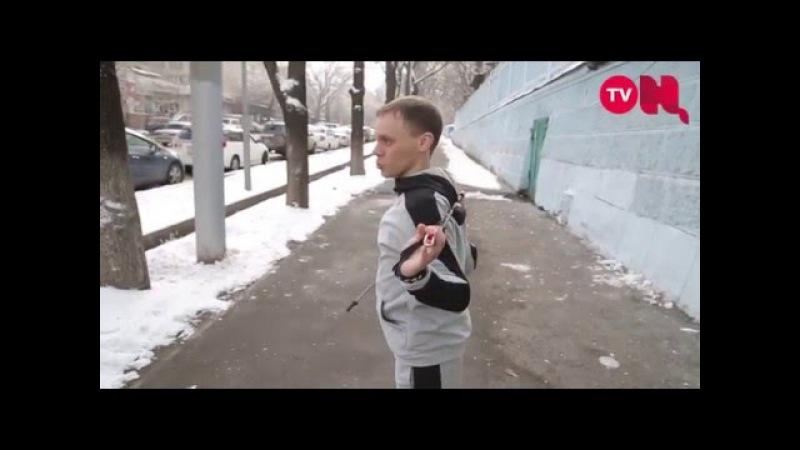 Видео - урок по Скандинавской ходьбе в Алматы