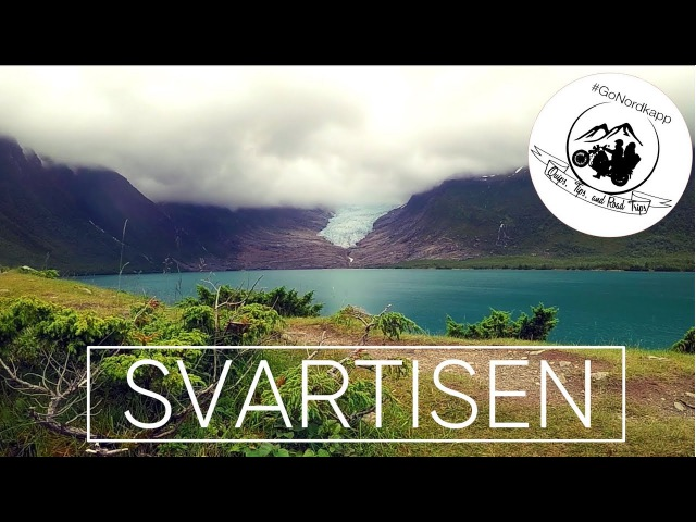 В Норвегию на мотоцикле. GoNordkapp. Часть 3: Ледник Svartisen