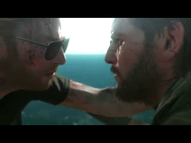 Metal Gear Solid V: The Phantom Pain - Kazuhira Miller Cipher New Mother Base Dialogue Cutscene