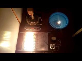 Самое простое БТГ на 2 кВт, бесплатное отопление, может сделать каждый у кого есть......
