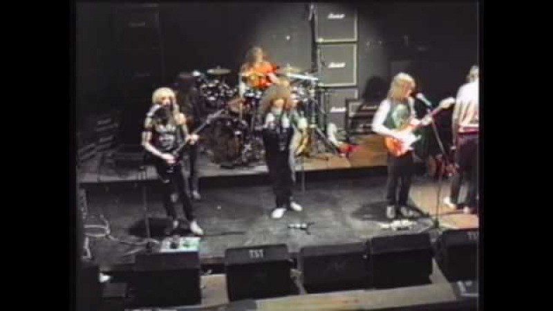 Exodus - And Then There Were None (soundcheck 1985)