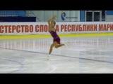 Stanislava KONSTANTINOVA Free Yoshkar-Ola 2017_10_16