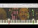Micmacs a tire-larigot - Raphael Beau (Ноты и Видеоурок для фортепиано) (piano cover)