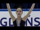 Eunsoo LIM KOR Ladies Short Program - GDANSK 2017