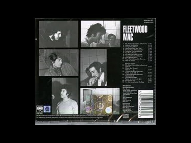 Peter Green's Fleetwood Mac 1968 (Expanded Edition)