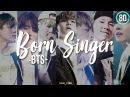 BTS - Born Singer「8D AUDIO」USE HEADPHONES