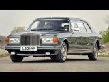 Rolls Royce Silver Spur III Park Ward Limousine '199394
