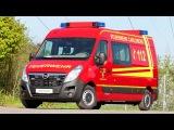 Opel Movano Van Feuerwehr