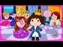 ВОЛШЕБНЫЕ СКАЗКИ. Анимационные мультики. ЗОЛУШКА. Аудио сказки детям.