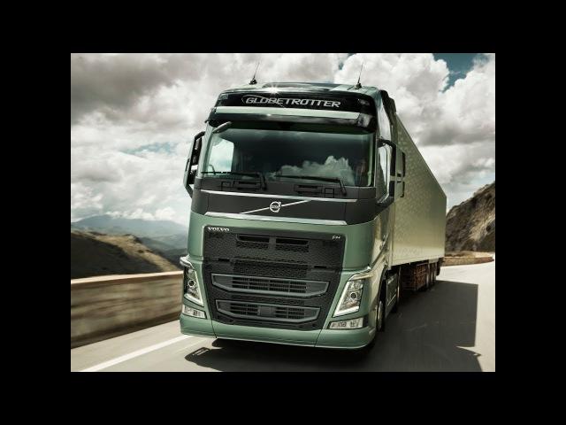 Крутой Тюнинг. От русского чипа фуза. Volvo FH16 750. Exclusive Truck
