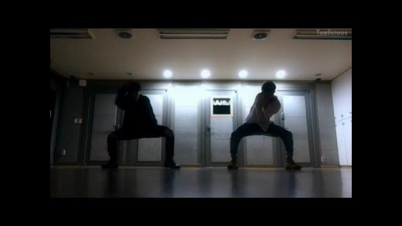 BTS Jimin Jungkook 'Dimple' Dance Practice