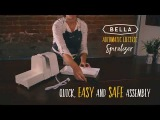 BELLA Automatic Electric Spiralizer The BEST Choice