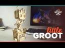 Little GROOT || Механический малыш ГРУТ