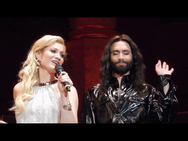 Golden Eye - Conchita - James Bond Gala - Konzerthaus Vienna ConchitaLIVE
